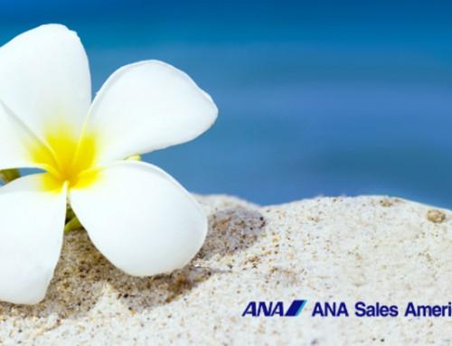 ANA Hallo Tours IOs Tablet App