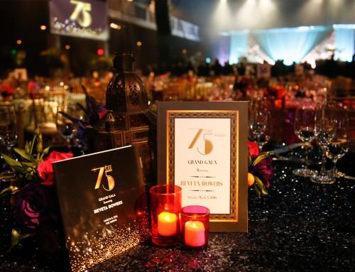 CEE 75th Anniversary Gala