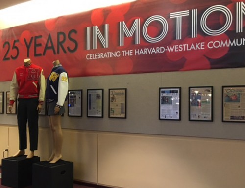 Harvard-Westlake School — 25 Years in Motion Gala